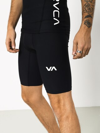 Szorty RVCA Va Compression (black)