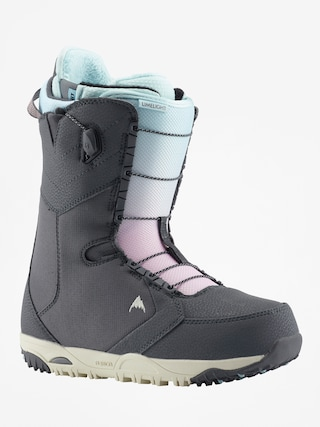 Buty snowboardowe Burton Limelight Wmn (gray/malibu)