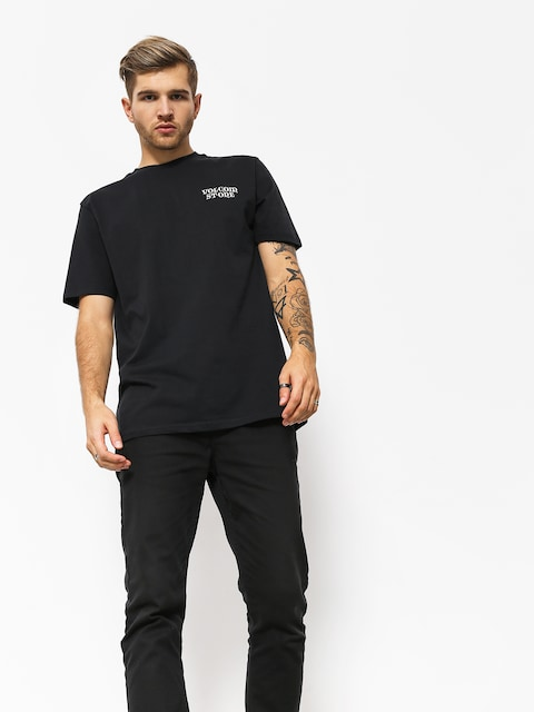 T-shirt Volcom Dooby Hw (blk)