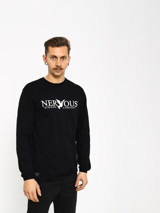 Longsleeve Nervous Classic (black)