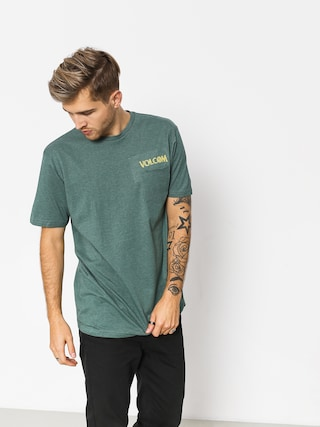 T-shirt Volcom Center Hth (pne)