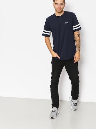 T-shirt Brixton Potrero II Hnly (navy/white)
