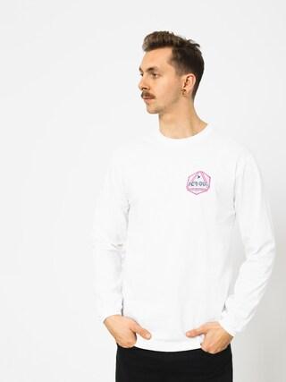 Longsleeve Nervous Arcade (white)