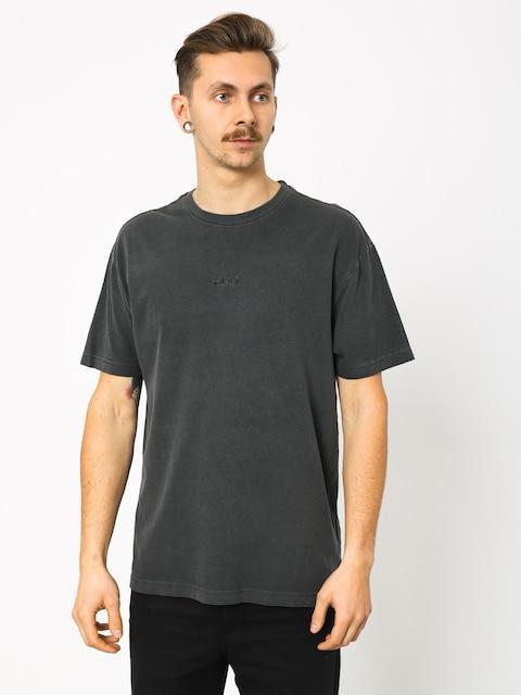 T-shirt RVCA Os Pigment (pirate black)