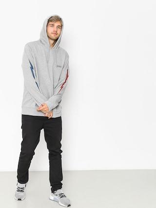 Bluza z kapturem Element Gizmo HD (grey heather)