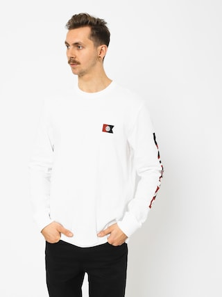 Longsleeve Element Territory (optic white)