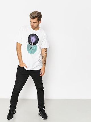 T-shirt Element Ripples (optic white)