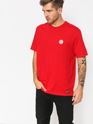 T-shirt Element Kh Smile (fire red)