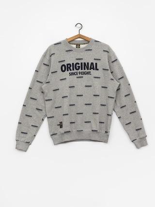 Bluza MassDnm Original (light heather grey)