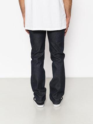 Spodnie Brixton Reserve 5 Pkt Denim (raw indigo)