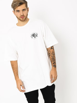 T-shirt OBEY Obey World Domination Globe (white)