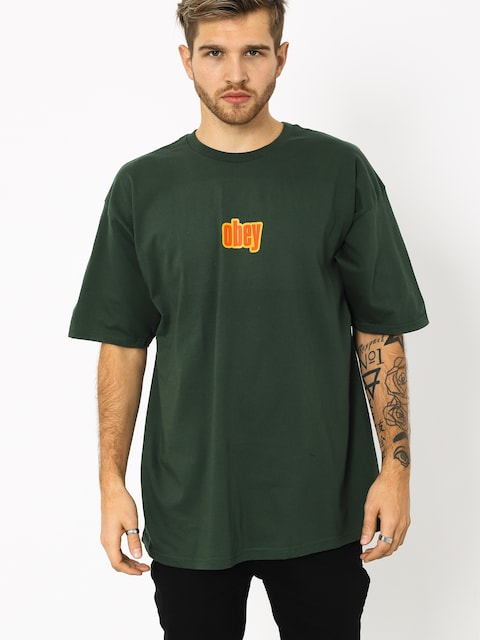 T-shirt OBEY Obey 1990
