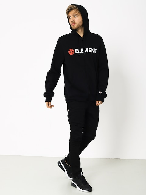 Bluza z kapturem Element Blazin ZHD (flint black)