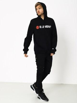 Bluza z kapturem Element Blazin ZHD (flint black)