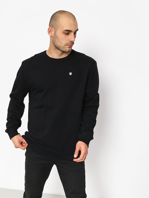 Bluza Brixton B Shield Crew (black)