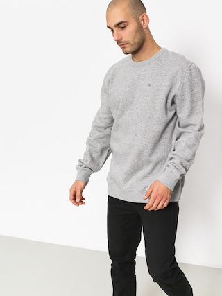 Bluza Brixton B Shield Crew (heather grey)