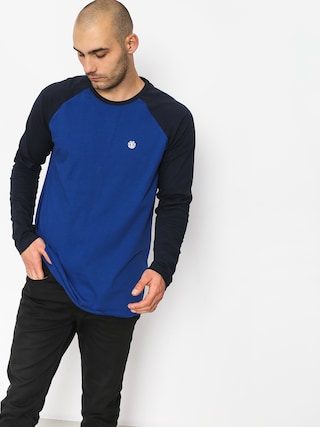 Longsleeve Element Blunt (sodalite blue)