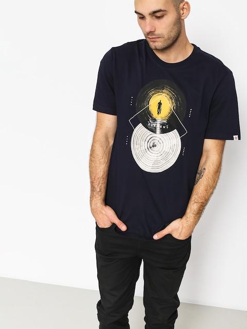 T-shirt Element Ripples