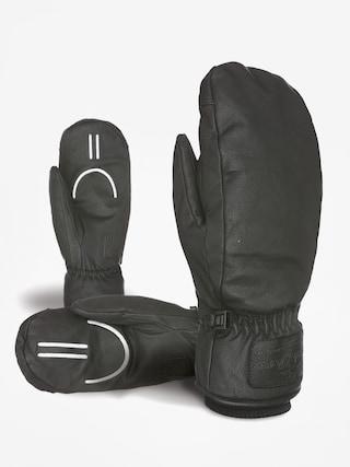 Rękawice Level Empire Mitt (black white)