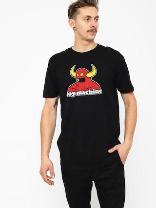 T-shirt Toy Machine Monster (black)