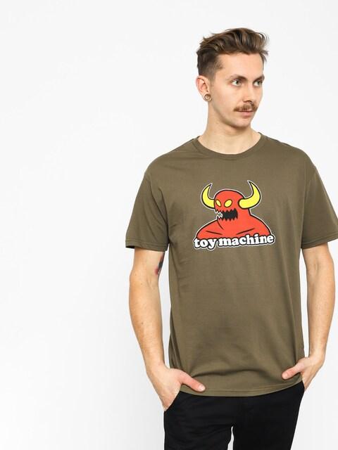 T-shirt Toy Machine Monster