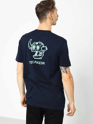 T-shirt Toy Machine Monster Skull (navy)