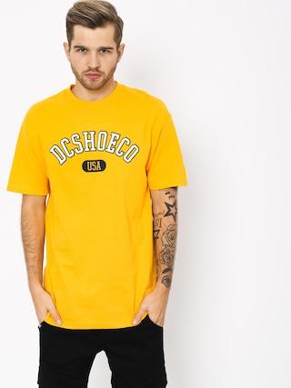 T-shirt DC Arch (golden rod)
