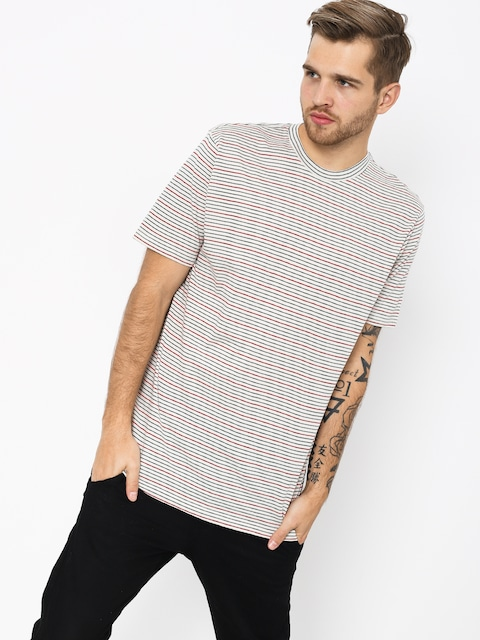 T-shirt RVCA Benson (silver bleach)