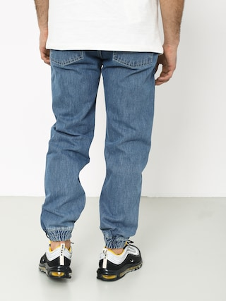 Spodnie MassDnm Signature Joggers Jeans Sneaker Fit (light blue)