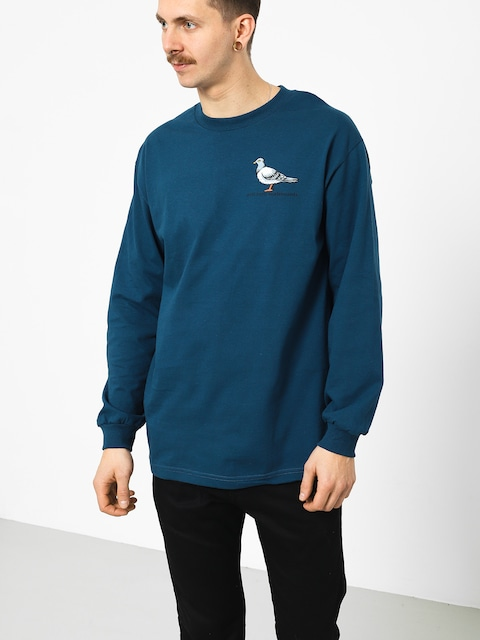 Longsleeve Antihero Lil Pigeon (blue)
