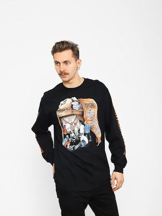 Longsleeve DGK Hard Knocks (black)