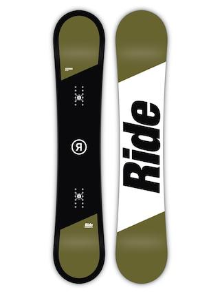 Deska snowboardowa Ride Agenda (white/black)