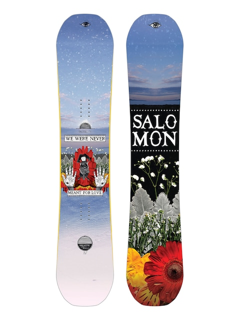 Deska snowboardowa Salomon Gypsy Classicks By Desire Wmn (multi)