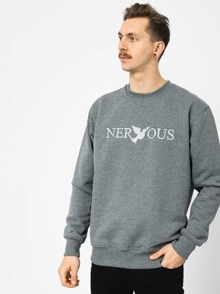 Bluza Nervous Crew Classic (grey)