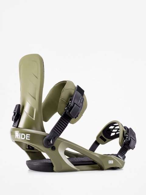 Wiązania snowboardowe Ride Kx (olive)