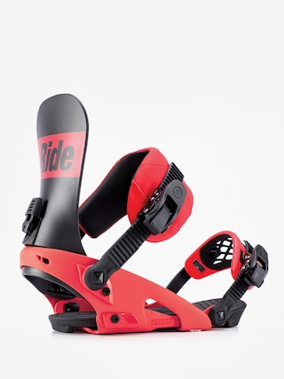 Wiązania snowboardowe Ride Rodeo (red)