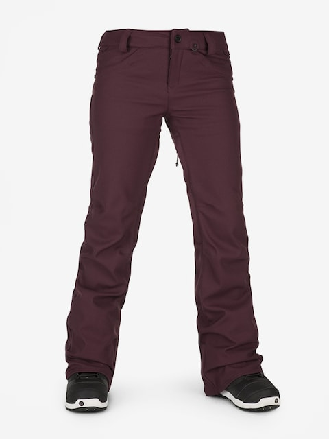 Spodnie snowboardowe Volcom Species Stretch Wmn (mer)
