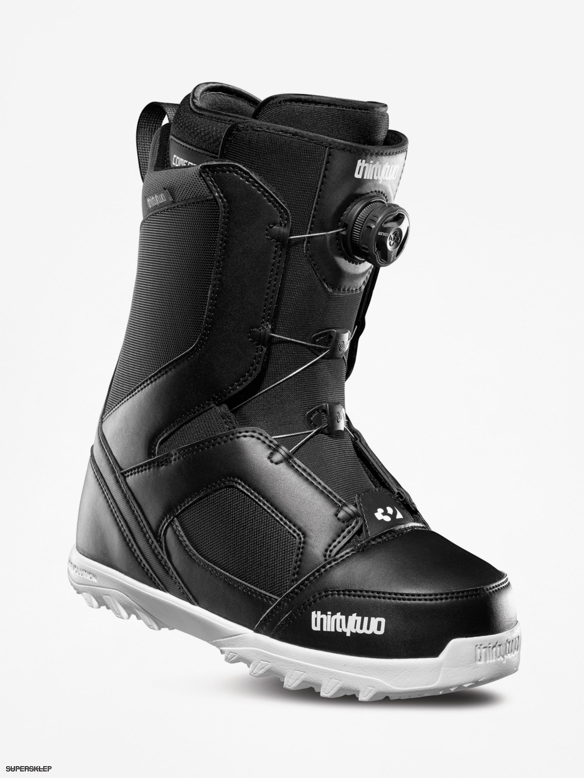 Męskie Buty snowboardowe ThirtyTwo Stw Boa (black)