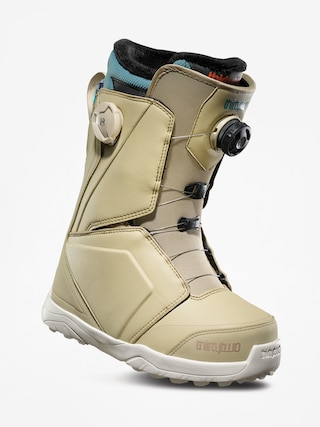 Buty snowboardowe ThirtyTwo Lashed Double Boa Wmn (tan/blue)