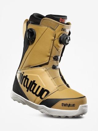 Buty snowboardowe ThirtyTwo Lashed Double Boa (gold/black)