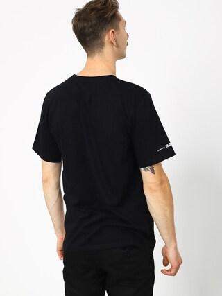 T-shirt Majors 2 Tone (black/white)