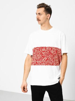 T-shirt Element Kh Big Panel (optic white)