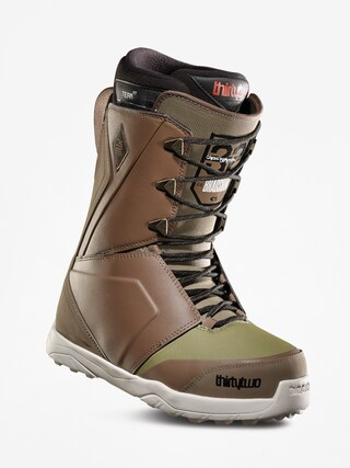Buty snowboardowe ThirtyTwo Lashed Bradshaw (brown/green)