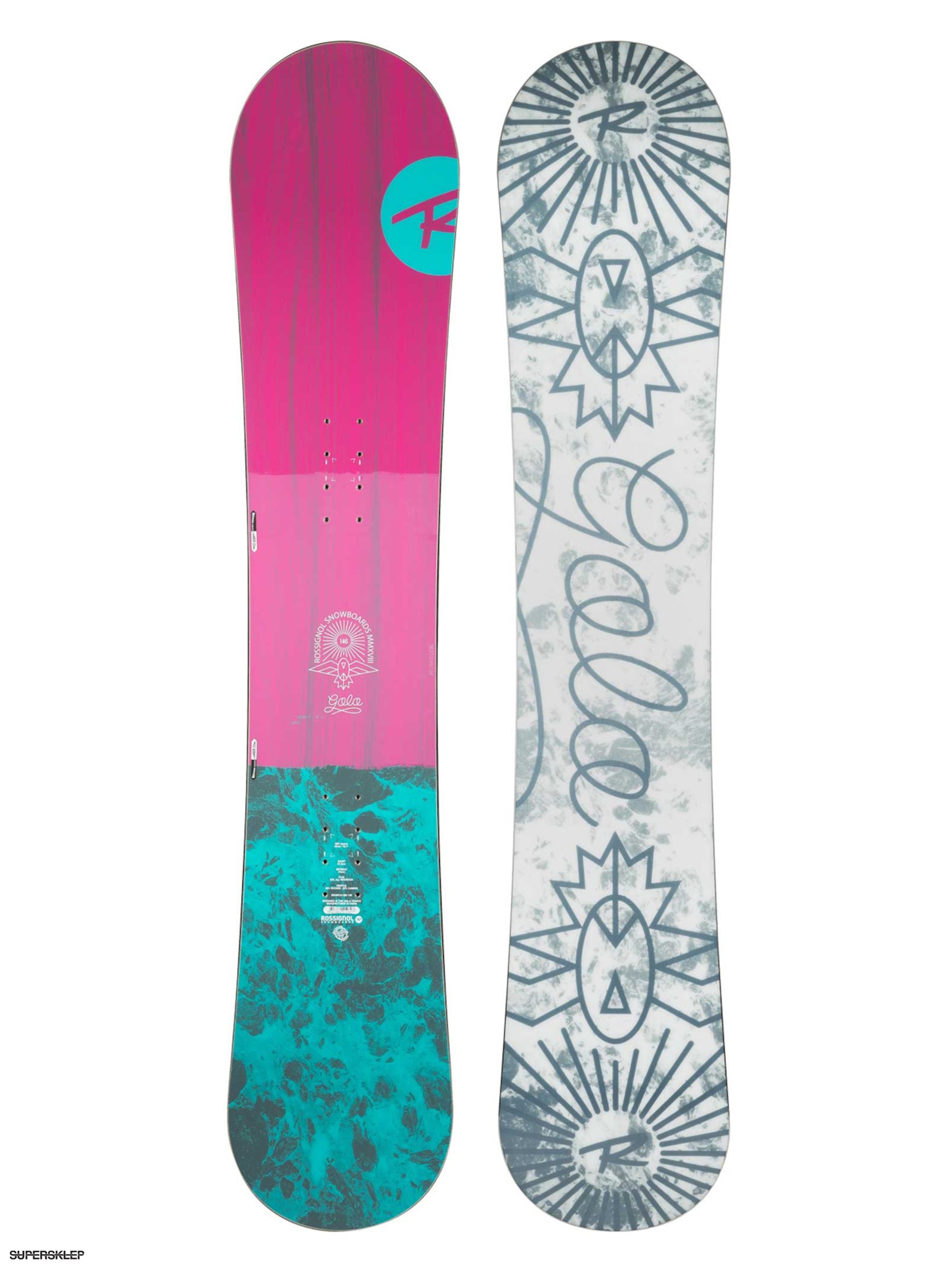 Deska snowboardowa Rossignol Gala Wmn (multi) 5cdb48e8f3