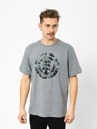 T-shirt Element Bark Logo (grey heather)