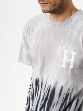 T-shirt HUF Spitfire Classic H Td (black)