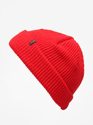 Czapka zimowa The Hive Docker Short Beanie (red)