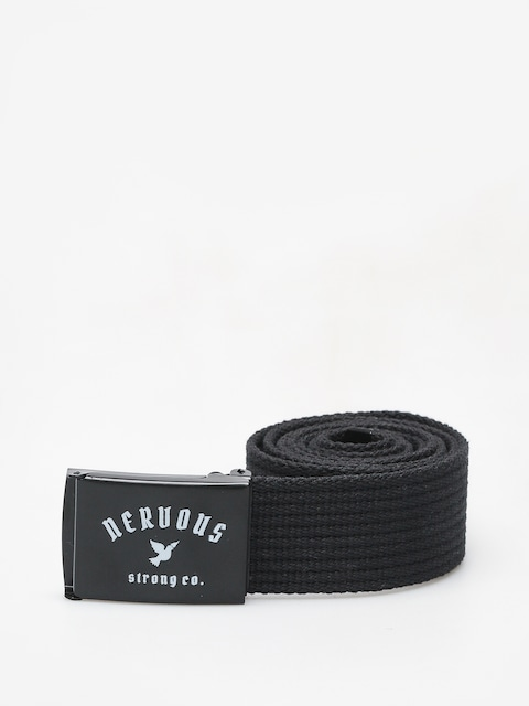 Pasek Nervous LTD (black/black)