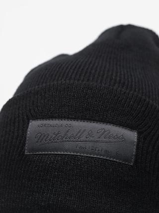 Czapka zimowa Mitchell & Ness Nostalgia Cuff Knit (black)