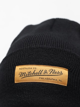 Czapka zimowa Mitchell & Ness Nostalgia Cuff Knit (rusted gold)